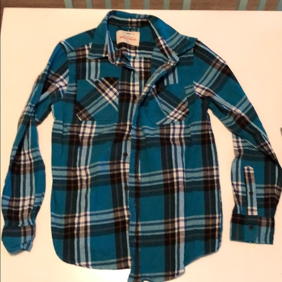 urban pipeline Other - Youth boys flannel